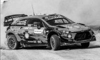 Hyundai i2 Coupe WRC, No.6, WRC, Rallye Sardinien, D.Sordo/C.Del Barrio, 2020