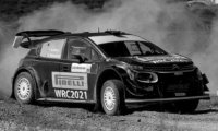 Citroen C3 WRC, No.21, WRC, Rallye Sardinien, P.Solberg/A.Mikkelsen, 2020