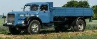 Skoda 706 R,  Pritsche, 1952  ,blue ,noir