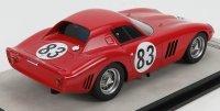 FERRARI 250 GTO 64 TEAM SEFAC Nr83 2e 1000km NURBURGRING 1964 M.PARKES - J.GUICHET