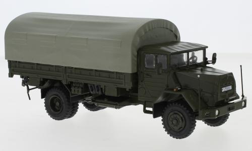MAN 630, Bundeswehr, PP-LKW