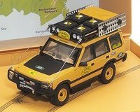 LAND ROVER - LAND DISCOVERY N 0 RALLY CAMEL TROPHY KALIMANTA 1996