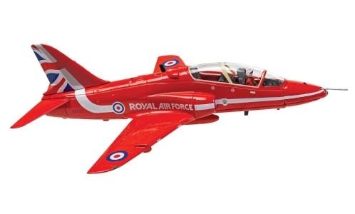 BAE Hawk T.1A, Royal Air Force, Reg. XX322, Red Ar