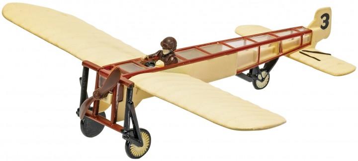 Bleriot XL Monoplane, 1909