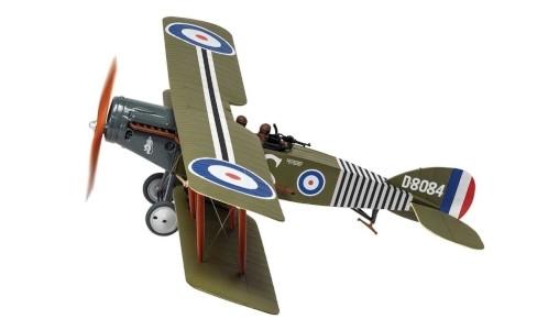 Bristol F2B Fighter, Reg. D-8084, Capt. Sydney Dal