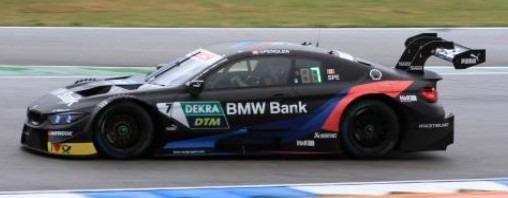 BMW M4 BANK N°7 RMG DTM HOCKENHEIM 2019 BRUNO SPE