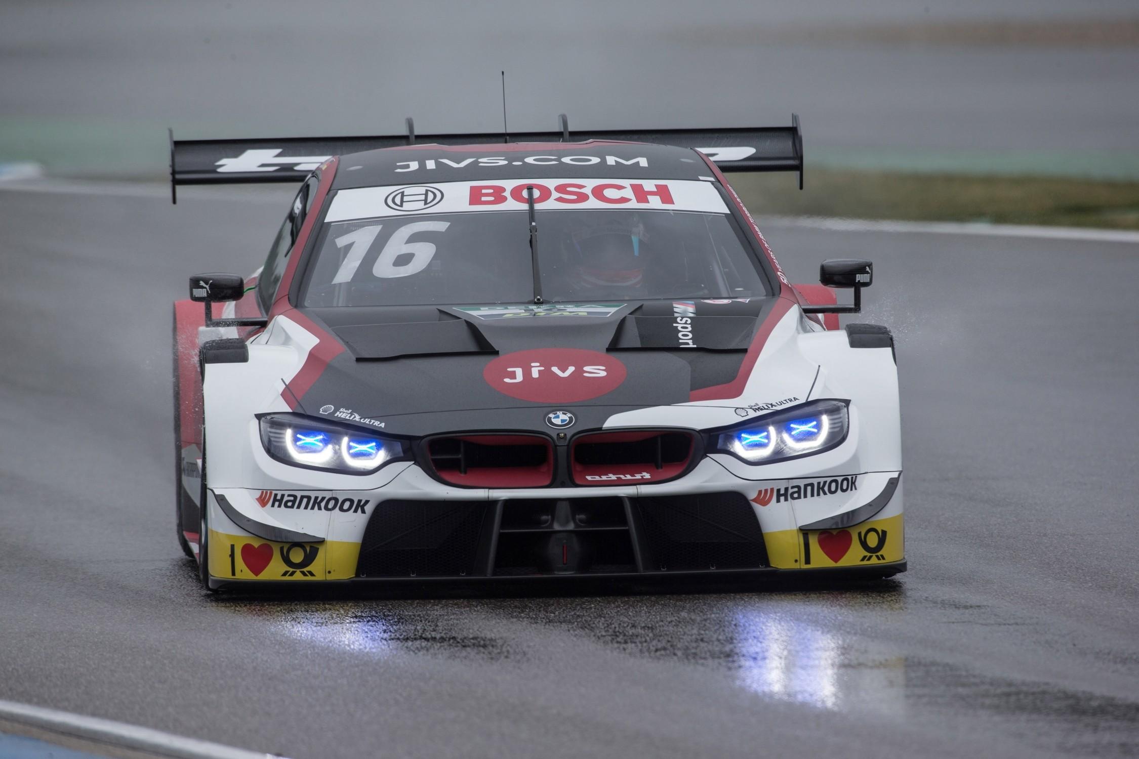 BMW M4 JIVS N°16 BMW TEAM RMG DTM HOCKENHEIM 2019