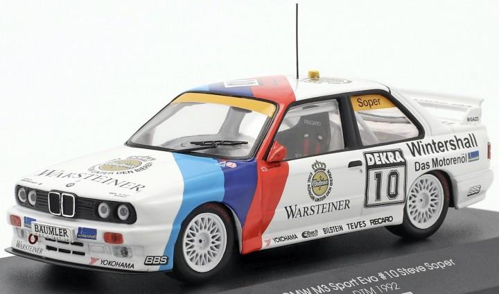 BMW M3 (e30) nr10 STEVE SOPER DTM 1992