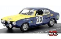 Ford CAPRI nr23 Röhrl/Rothfuß OLYMPIA RALLY 1972