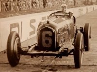 Alfa Romeo P3 nr6 CARACCIOLA WINNER GP MONZA 1932