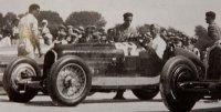 Alfa Romeo P3 #42 CHIRON WINNER GP MARSEILLE 1933
