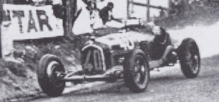 Alfa Romeo P3 #40 FAGIOLI WINNER GP COMMINGES 1933