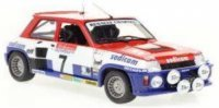 Renault 5 TURBO #7 J-L.THERIER RALLY d'ANTIBES 1983