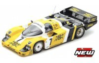 Porsche 956LH #7 PESCAROLO/LUDWIG/ JOHANSSON WINNER 24H LE MANS 1984