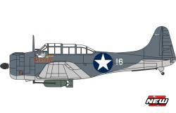Douglas DAUNTLESS VMSB-233 SISTER GUADALCANAL 1943