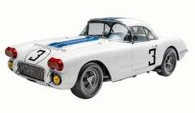 Chevrolet Corvette #3 Cunningham 24h Le Mans Class