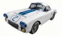 Chevrolet Corvette #2 Cunningham 24h Le Mans 1960