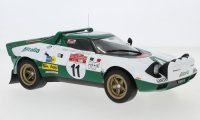Lancia Stratos HF, No.11, Rally San Remo, B.Waldegaard/H.Thorszelius, 1976
