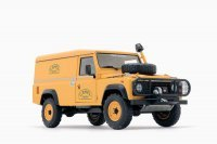 LAND ROVER 110 CAMEL TROPHY SUPPORT UNIT BORNEO - 1985