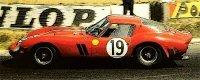 Ferrari 250 GTO 24h Le Mans 1962 Winner