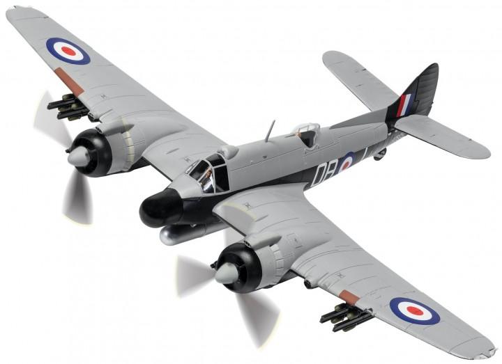 Bristol BEAUFIGHTER TF10 No45 Squadron Operation F