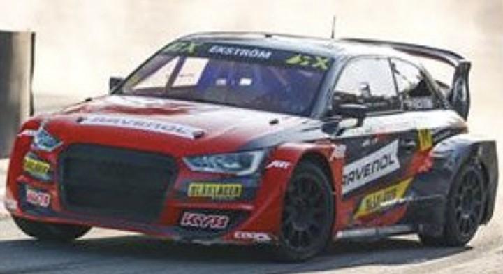 AUDI S1 WRX N°5 EKS AUDI SPORT WINNER RACE 6 WORL