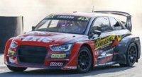 AUDI S1 WRX N°4 KYB TEAM JC 3th RACE 6 WORLD RX LETTONIE 2020 ROBIN LARSSON