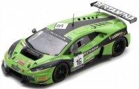 LAMBORGHINI HURACÁN GT3 NO.16 GRT GRASSER RACING TEAM BORTOLOTTI-BLEEKEMOLEN-INEICHEN Spa 2016