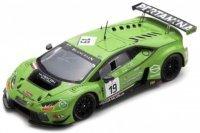 LAMBORGHINI HURACÁN GT3 NO.19 GRT GRASSER RACING TEAM A. PICCINI - L. STOLZ - M. BERETTA Spa 2016