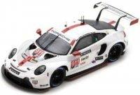 Porsche 911 RSR #911 TANDY/MAKOWIECKI/CAMPBELL 3rd GTLM CLASS 24H DAYTONA 2020