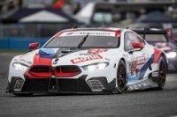 BMW M8 GTE - RLL RACING - DE PHILIPPI/ENG/HERTA/SPENGLER - 24H DAYTONA 2020