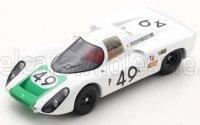 PORSCHE 907C 2.2L F6 N 49 WINNER 12h SEBRING 1968 J.SIFFERT - H.HERRMANN