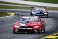BMW M8 GTE - RLL RACING - DE PHILLIPPI/SPENGLER - CLASS WINNER IMSA GP ROAD ATLANTA 2020