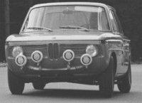BMW 1800 TISA - BMW - HAHNE/MAIRESSE - SPA 24h 1965