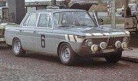 BMW 1800 TISA - BMW - MUNARON/EPPELEIN - SPA 24h 1965