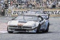 BMW M1 PROCAR - TOLEMAN GROUP MOTORSPORT - FRANK SYTNER - PROCAR SERIES 1979