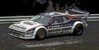 BMW M1 - SCHNITZER ETERNA MEISTERPHOTO TEAM - H.-J. STUCK - WINNER ZOLDER 1982