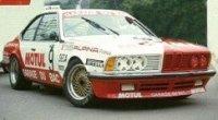 BMW 635 CSI - GARAGE DU BAC / MOTUL - HOLLINGER/GIROIX/KRUCKER - 24H SPA 1984