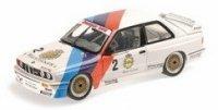 BMW M3 - ZAKSPEED-BMW - ERIC VAN DER POELE - CHAMPION DTM 1987
