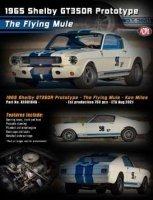 Shelby GT350R #98BP *The Flying Mule* Prototype Ken Miles 1965