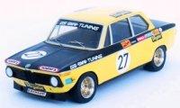 BMW 2002, No.27, GS BMW Tuning, Vergölst, 6h Nürburgring, D.Basche/J.Barth, 1972