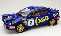 Subaru Impreza 555 #2 Collin McRae/ Derek Ringer winner rally of New Zealand 1994