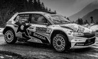 Skoda Fabia Rally 2 EVO, No.25, Rally Monte Carlo , A.Mikkelsen/O.Floene, 2021