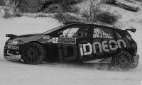 VW Polo GTI R5, No.52, Rally Monte Carlo , O.Burri/A.Levratti, 2021