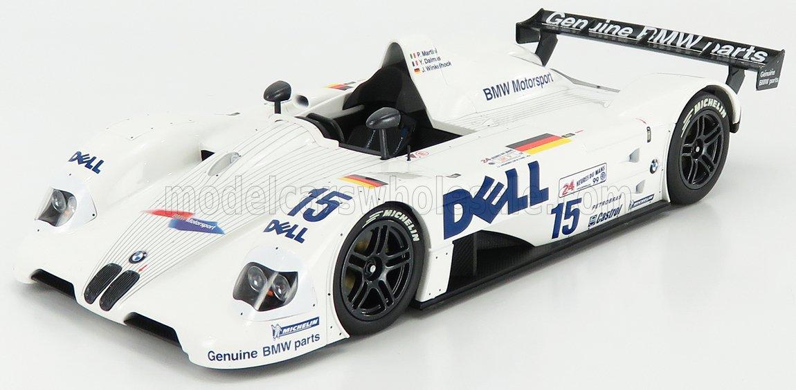 BMW V12 LMR TEAM BMW MOTORSPORT N 15 WINNER 12u SE