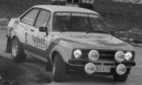 Ford Escort MkII RS1800, No.3, Rally Ypern, G.Staepelaere/F.Franssen, 1978