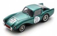 ASTON MARTIN DB3 S N°21 24H LE MANS 1954 G. WHITEHEAD - J. STEWART