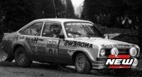 Ford ESCORT MK II #10 BROOKES/WHITE RAC RALLY 1979