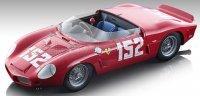 FERRARI DINO 246SP SPIDER Nr152 WINNER TARGA FLORIO 1962 R.RODRIGUEZ - W.MAIRESSE - O.GENDEBIEN