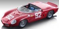 FERRARI DINO 246SP SPIDER Nr92 WINNER NURBURGRING 1962 P.HILL - O.GANDEBIEN